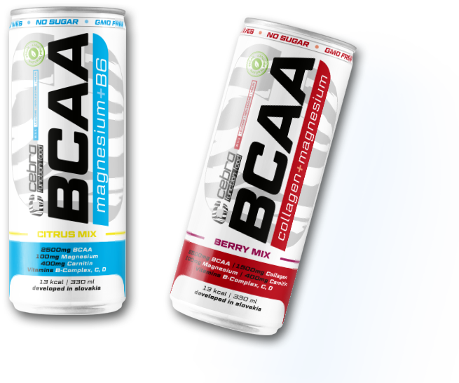 Cebra Function Food - BCAA
